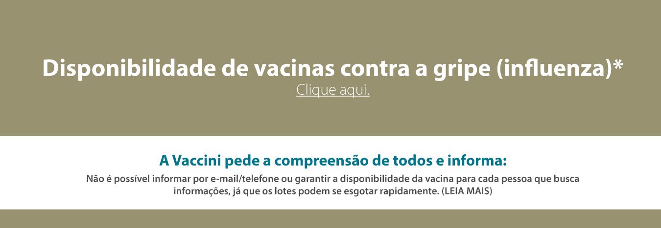 Disponibilidade 30-04-2016 - Gripe H1N1