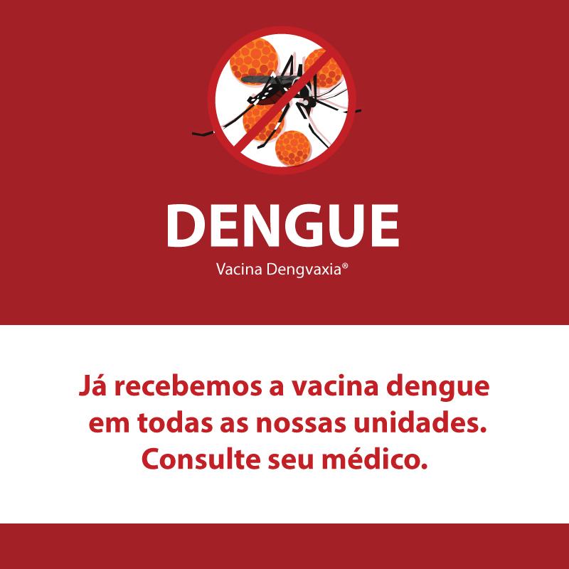 Central Dengue - Saiba mais